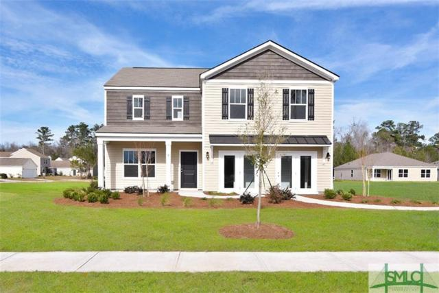 569 Hogan Drive, Richmond Hill, GA 31324 (MLS #197002) :: Coastal Savannah Homes