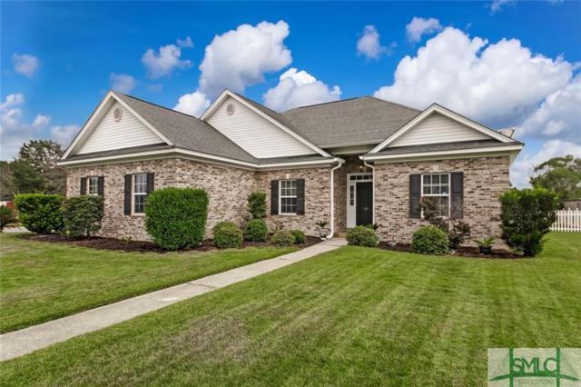 101 Stonewalk Drive, Rincon, GA 31326 (MLS #197004) :: Heather Murphy Real Estate Group