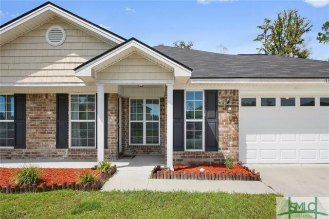 1135 Creekside Circle, Hinesville, GA 31313 (MLS #197017) :: Teresa Cowart Team