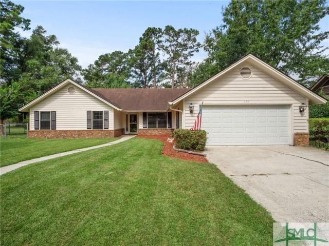 173 Dearborn Drive, Richmond Hill, GA 31324 (MLS #197048) :: Coastal Savannah Homes