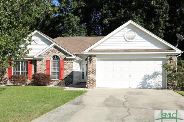 111 Cormorant Way, Savannah, GA 31419 (MLS #197069) :: The Randy Bocook Real Estate Team