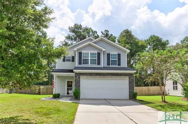 124 Hamilton Grove Drive, Pooler, GA 31322 (MLS #197090) :: Coastal Savannah Homes