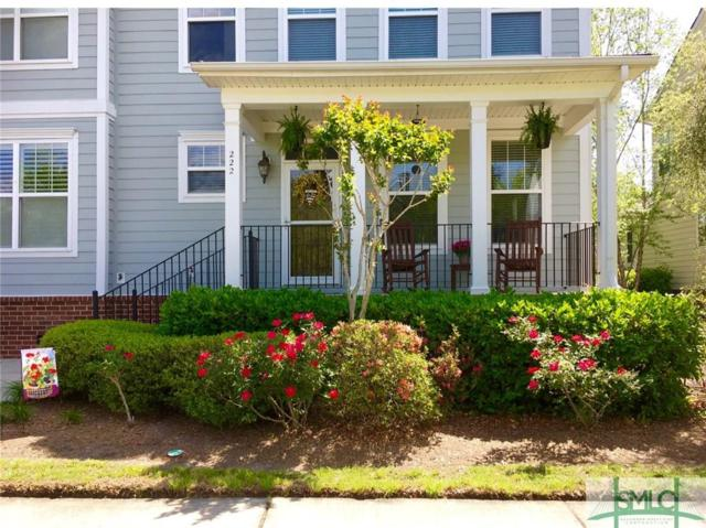222 Village Green, Pooler, GA 31322 (MLS #197118) :: Coastal Savannah Homes