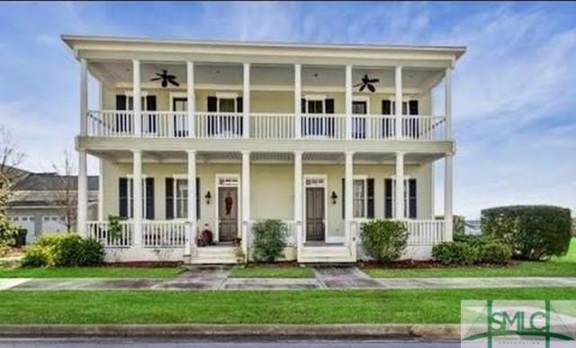 305 Dogwood Circle, Port Wentworth, GA 31407 (MLS #197140) :: Coastal Savannah Homes