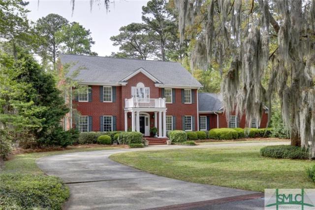 5 Marsh Harbor Drive N, Savannah, GA 31410 (MLS #197149) :: Coastal Savannah Homes