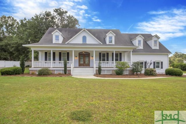 195 Windsong Drive, Richmond Hill, GA 31324 (MLS #197208) :: Coastal Savannah Homes