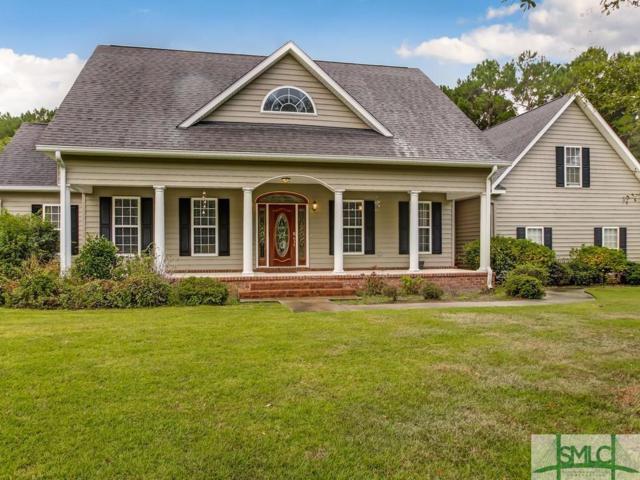 681 Kelsall Drive, Richmond Hill, GA 31324 (MLS #197215) :: The Arlow Real Estate Group