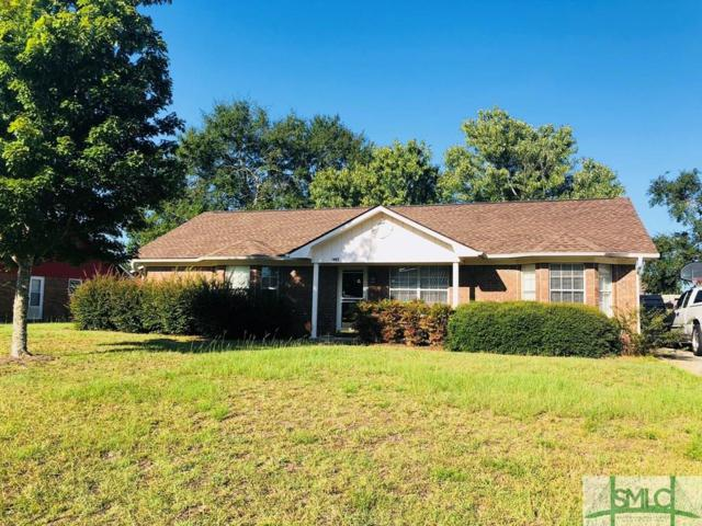 1447 Coalition Circle, Hinesville, GA 31313 (MLS #197232) :: The Randy Bocook Real Estate Team