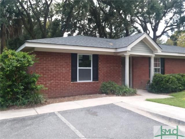 211 Edgewater Road, Savannah, GA 31406 (MLS #197236) :: Coastal Savannah Homes