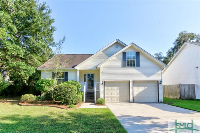 264 Sugar Mill Drive, Savannah, GA 31419 (MLS #197248) :: Teresa Cowart Team