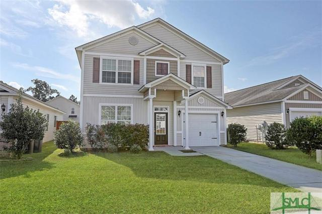 201 Chapel Lake Circle S, Savannah, GA 31419 (MLS #197292) :: Karyn Thomas