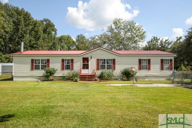 314 Chevis Road, Savannah, GA 31419 (MLS #197299) :: The Robin Boaen Group