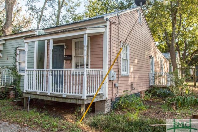 609 E Park Lane, Savannah, GA 31401 (MLS #197311) :: Coastal Savannah Homes