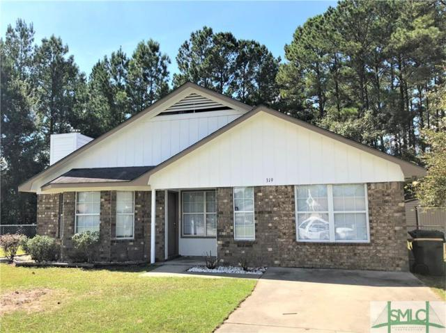 319 W Kenny Drive, Hinesville, GA 31313 (MLS #197312) :: The Randy Bocook Real Estate Team