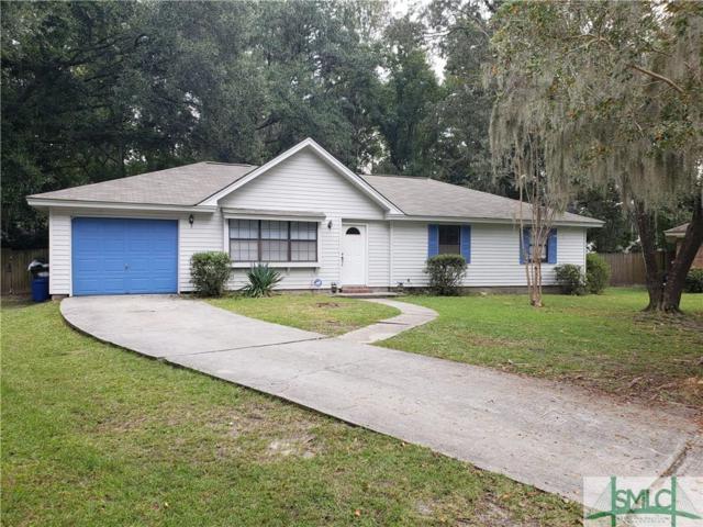 12 Whittington Court, Savannah, GA 31419 (MLS #197338) :: Coastal Savannah Homes