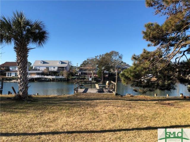 117 Pelican Court, Tybee Island, GA 31328 (MLS #197401) :: The Randy Bocook Real Estate Team