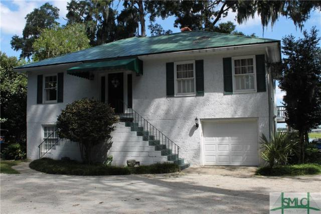 532 Dancy Avenue, Savannah, GA 31419 (MLS #197407) :: Coastal Savannah Homes