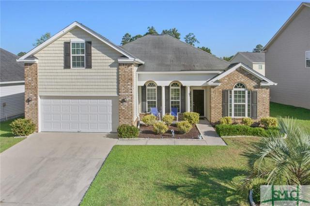 18 Castle Hill Road, Savannah, GA 31419 (MLS #197411) :: Coastal Savannah Homes