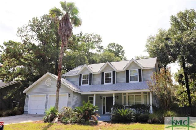 520 Oemler Loop, Savannah, GA 31410 (MLS #197443) :: The Randy Bocook Real Estate Team
