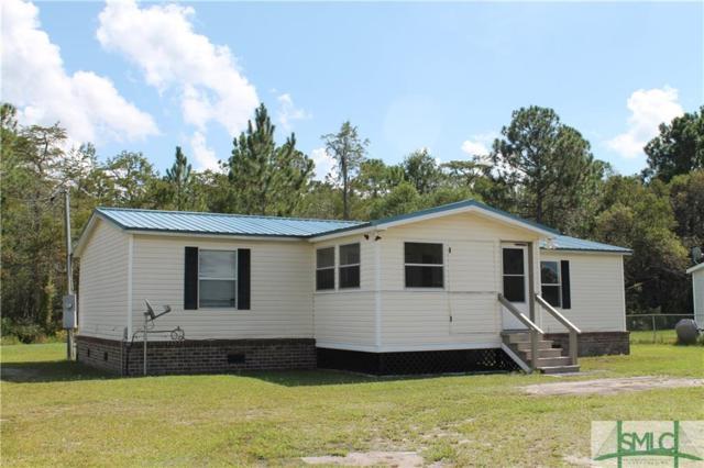 162 NE Cheryl Court, Ludowici, GA 31316 (MLS #197455) :: Coastal Savannah Homes