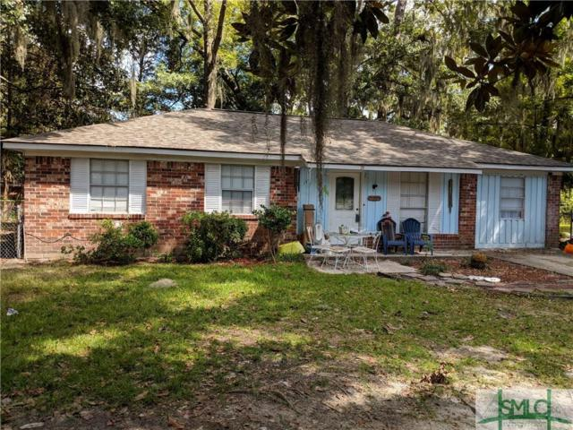 211 Kevin Drive, Savannah, GA 31406 (MLS #197483) :: Karyn Thomas