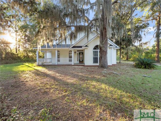 1088 Hudson Creek Drive, Darien, GA 31305 (MLS #197485) :: The Arlow Real Estate Group