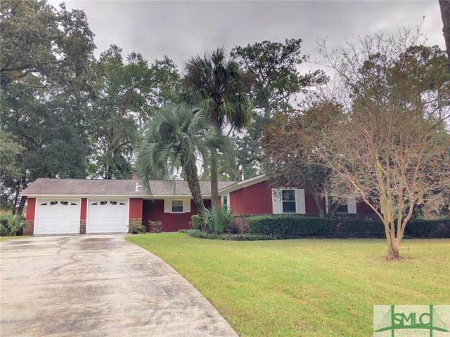 12606 Golf Club Drive, Savannah, GA 31419 (MLS #197486) :: Coastal Savannah Homes