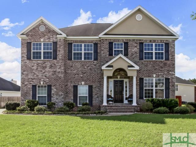 219 Byron Drive, Richmond Hill, GA 31324 (MLS #197518) :: Coastal Savannah Homes