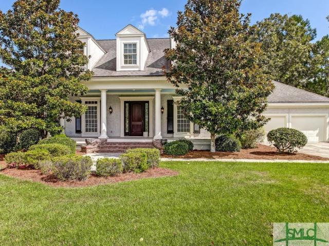 106 Whispering Pines Court, Savannah, GA 31405 (MLS #197528) :: Karyn Thomas