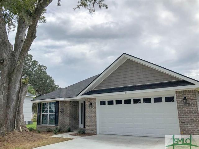 11 Maggie Lane, Allenhurst, GA 31301 (MLS #197541) :: Coastal Savannah Homes