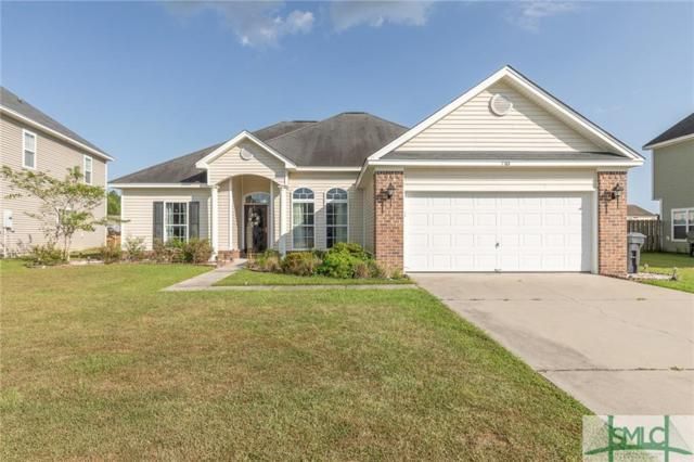 710 Canyon Drive, Savannah, GA 31419 (MLS #197566) :: McIntosh Realty Team