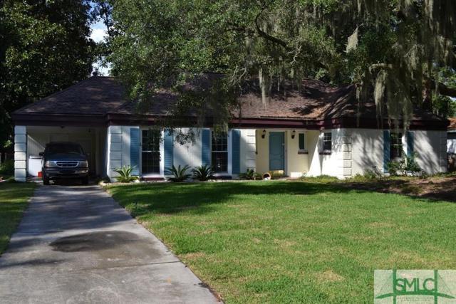 308 Willow Road, Savannah, GA 31419 (MLS #197569) :: Coastal Savannah Homes