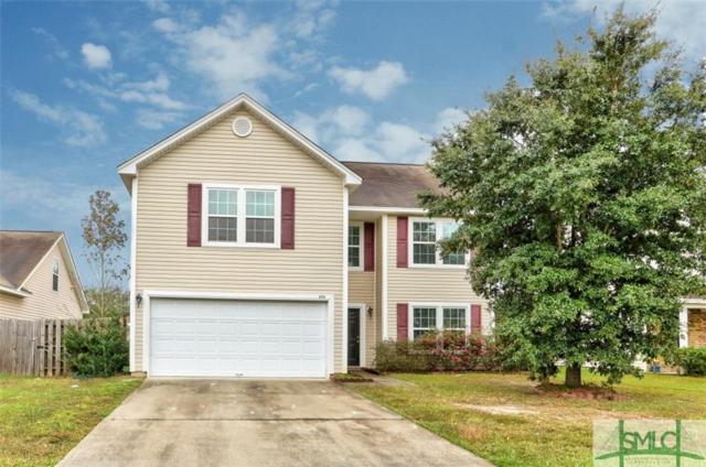 171 Cherry Laural Lane, Savannah, GA 31419 (MLS #197573) :: Coastal Savannah Homes