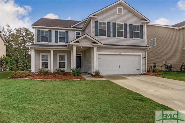 256 Willow Point Circle, Savannah, GA 31407 (MLS #197580) :: Heather Murphy Real Estate Group