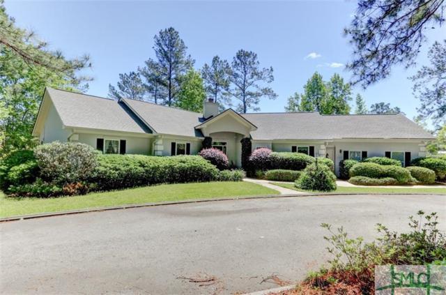 302 Old Rail Road, Eden, GA 31307 (MLS #197585) :: Coastal Savannah Homes