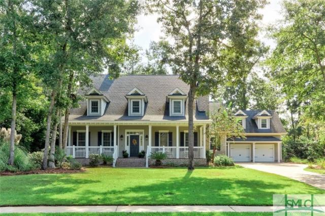 30 Grand Lake Circle, Savannah, GA 31405 (MLS #197616) :: Karyn Thomas