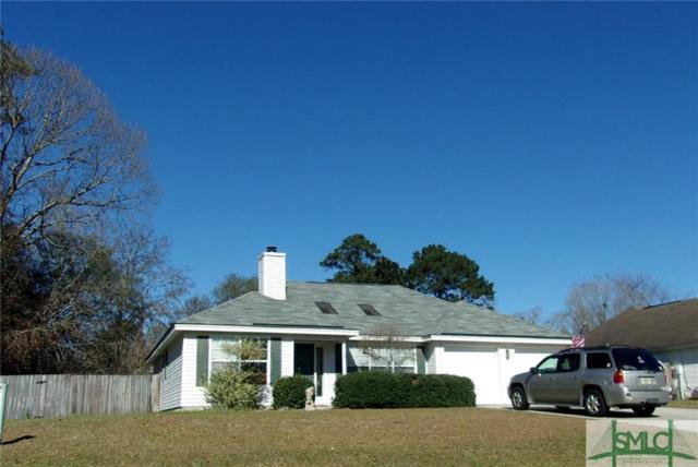 35 Cutler Drive, Savannah, GA 31419 (MLS #197623) :: Coastal Savannah Homes
