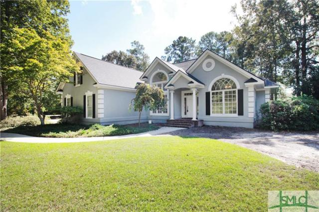 101 Baysprings Place, Savannah, GA 31405 (MLS #197637) :: Karyn Thomas