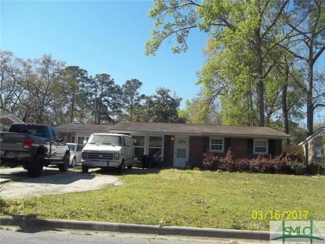 19 Burbank Boulevard, Savannah, GA 31419 (MLS #197646) :: McIntosh Realty Team