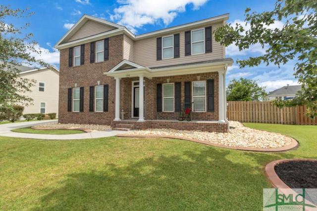 136 Parker Lane, Richmond Hill, GA 31324 (MLS #197653) :: Coastal Savannah Homes