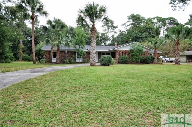208 Devonshire Road, Savannah, GA 31410 (MLS #197751) :: Karyn Thomas