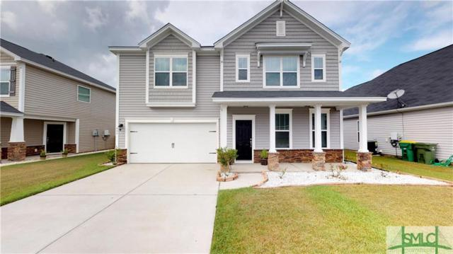 406 Grasslands Drive, Pooler, GA 31322 (MLS #197753) :: The Arlow Real Estate Group