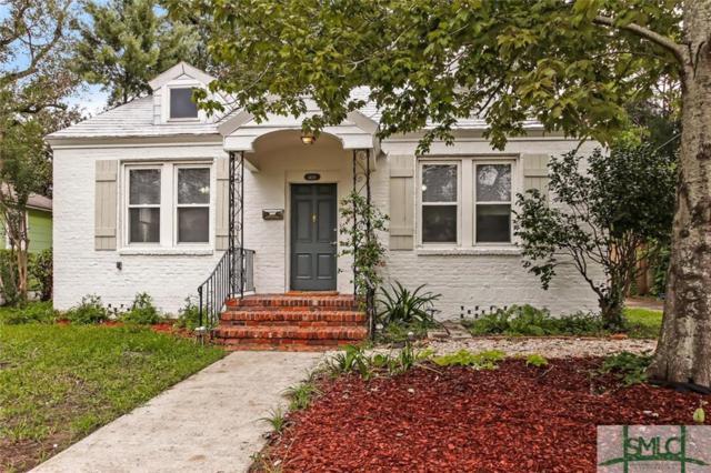 1410 E 50th Street, Savannah, GA 31404 (MLS #197769) :: The Randy Bocook Real Estate Team