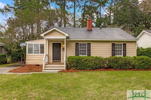 206 E 57th Street, Savannah, GA 31405 (MLS #197770) :: The Randy Bocook Real Estate Team