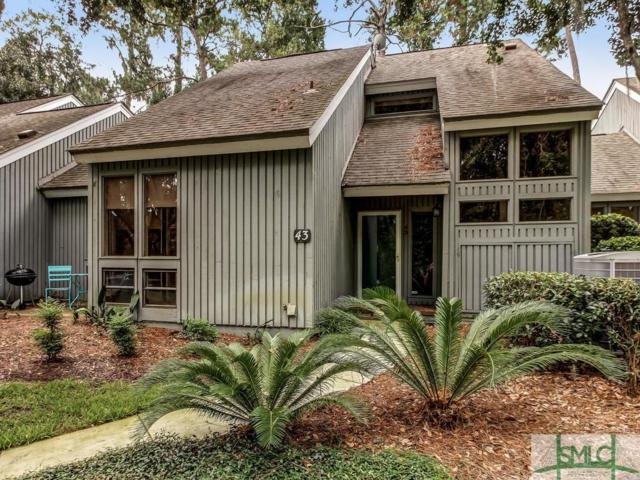 43 Dame Kathryn Drive, Savannah, GA 31411 (MLS #197772) :: Coastal Savannah Homes