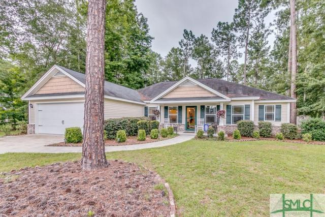 120 Sterling Drive, Rincon, GA 31326 (MLS #197807) :: The Sheila Doney Team