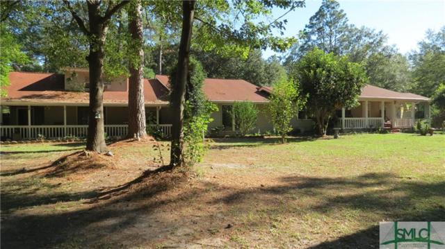 566 Long Pond Road, Rincon, GA 31326 (MLS #197872) :: The Randy Bocook Real Estate Team