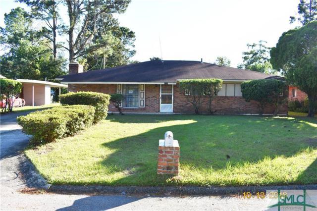 1503 Cathy Street, Savannah, GA 31415 (MLS #197895) :: Karyn Thomas
