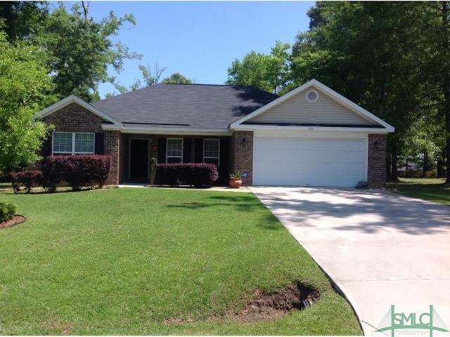 275 Creekside Circle, Ellabell, GA 31308 (MLS #197940) :: Keller Williams Realty-CAP
