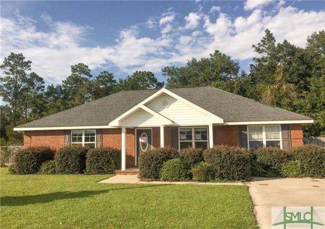 337 Winchester Way SE, Hinesville, GA 31301 (MLS #197967) :: Coastal Savannah Homes